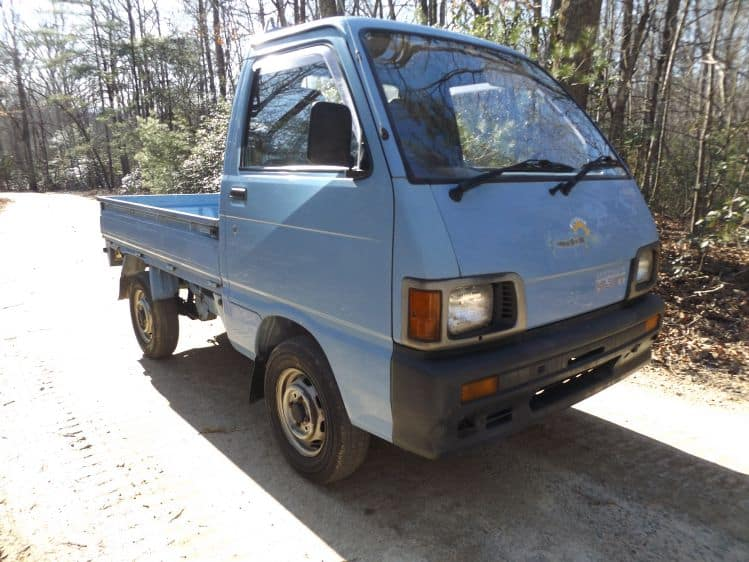 1992 Daihatsu 4 4 Street Legal Diff Lock D0992 Aec1